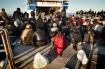 Embarkation of migrants, Lampedusa. (Matchbox Media Collective)